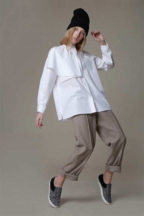 34 MOONSTONE SHIRT 48 TIGER EYE TROUSERS