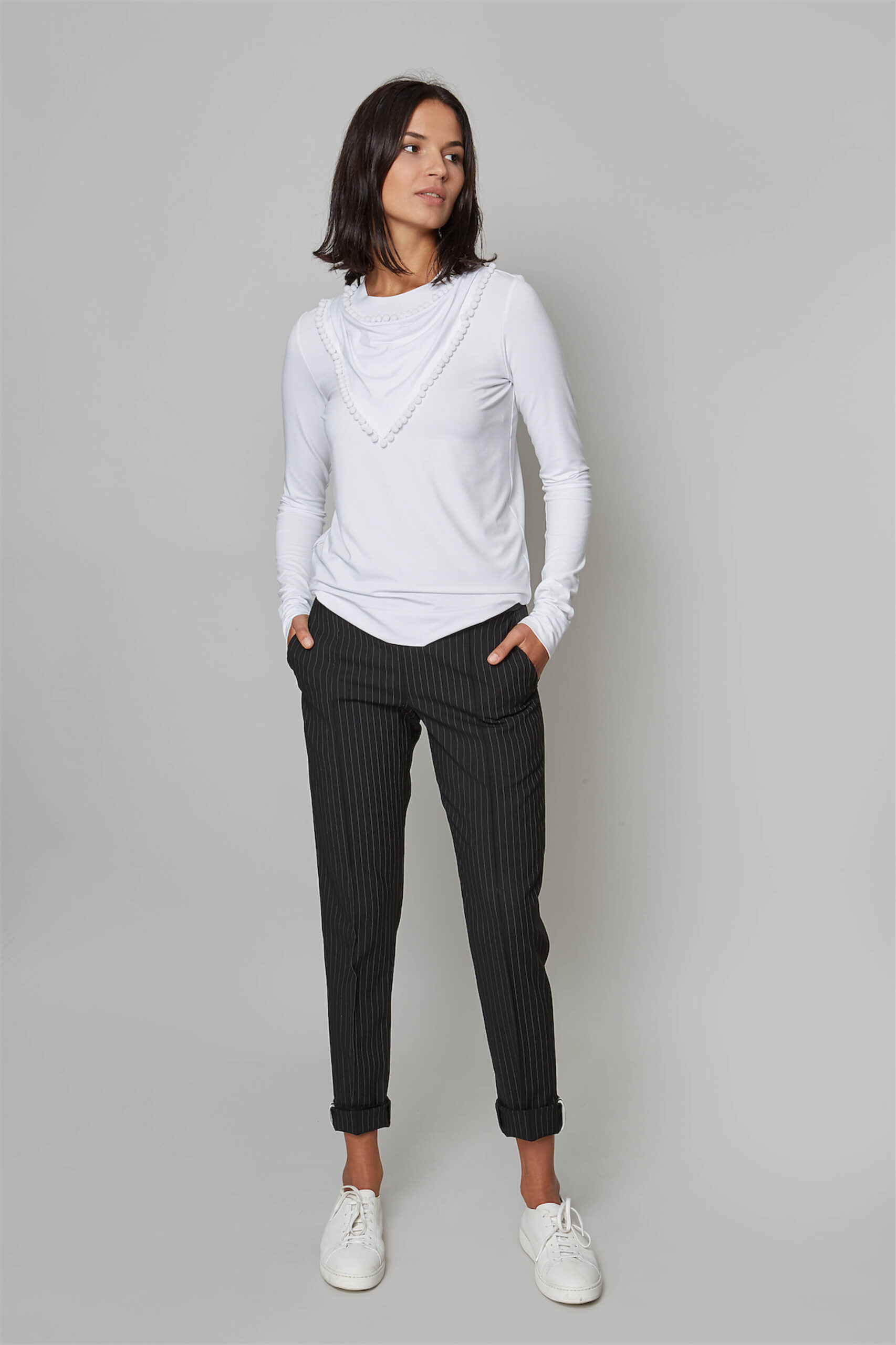 58 LACERTA T SHIRT 49 CRATER TROUSERS